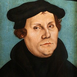 Theologian: Martin Luther