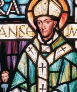 Theologian: Saint Anselm