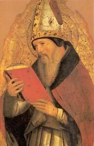Theologian: Saint Augustine